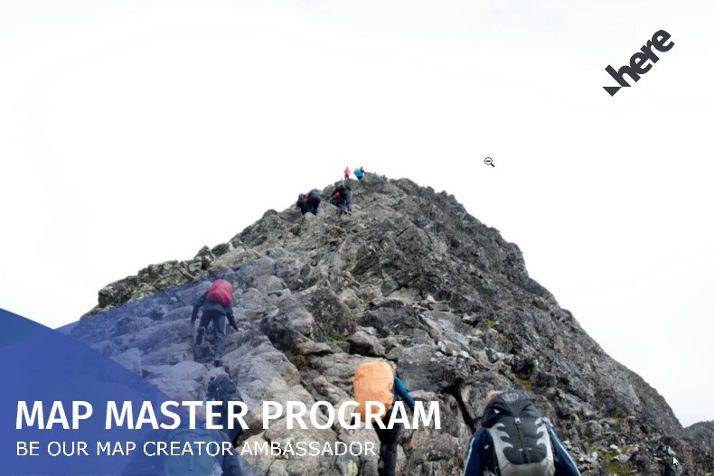 Map Master Program