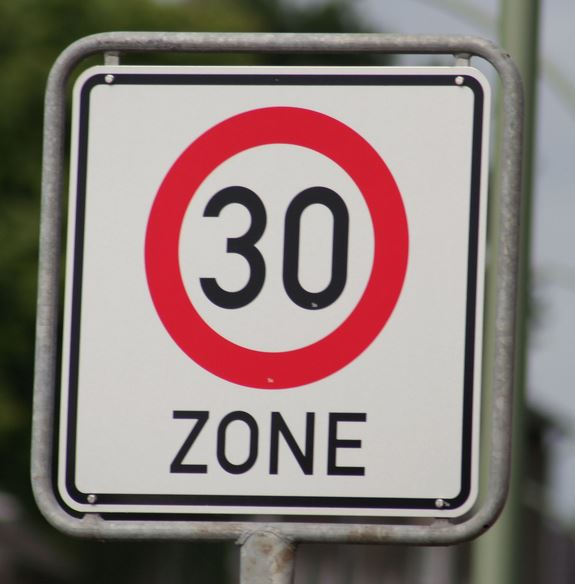 General Speed Limit1