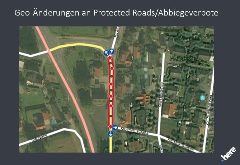 Protected Roads